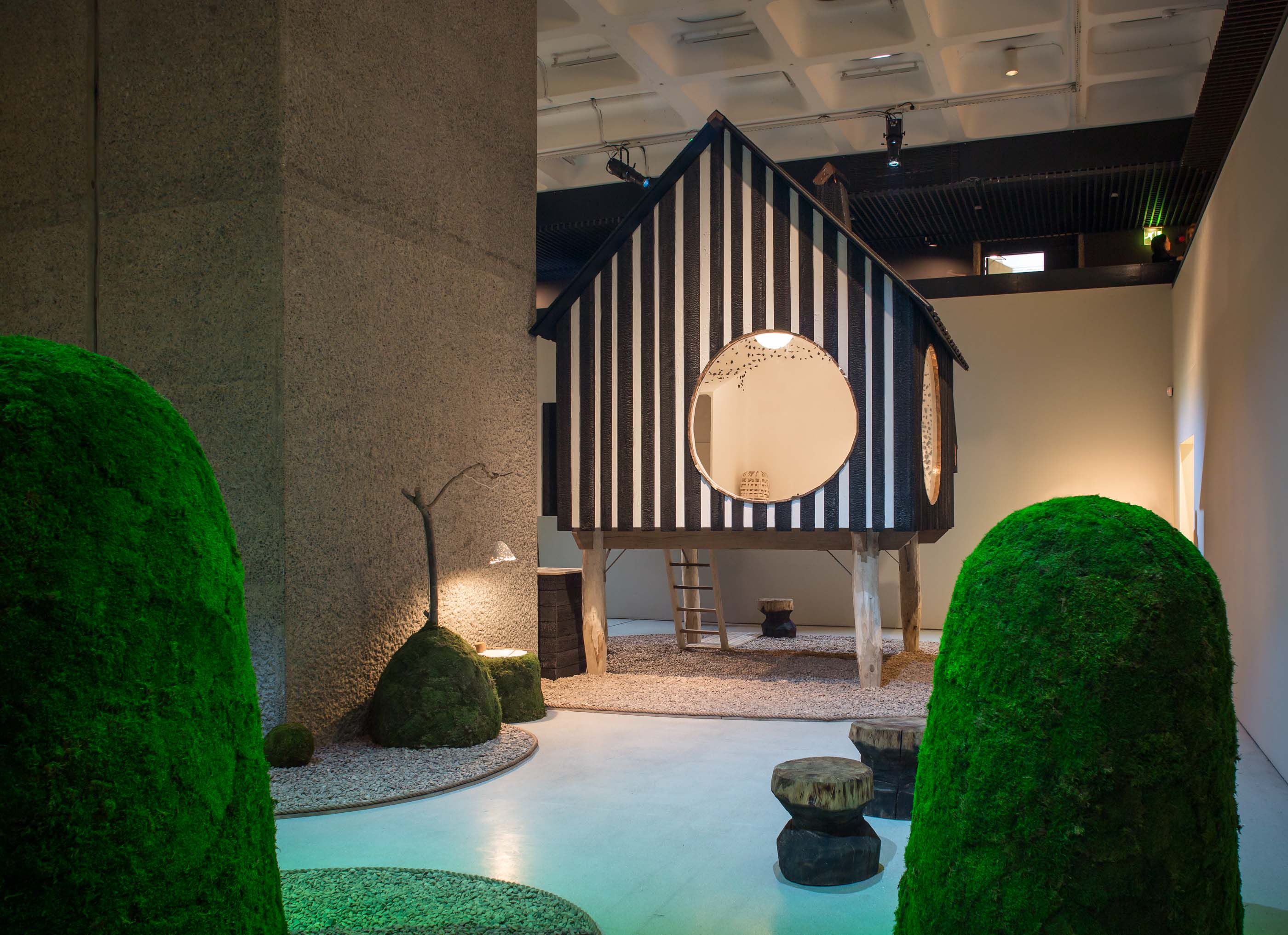 12. The Japanese House, Architecture and Life after 1945, Barbican Art Gallery, photo by Ben Tynegate