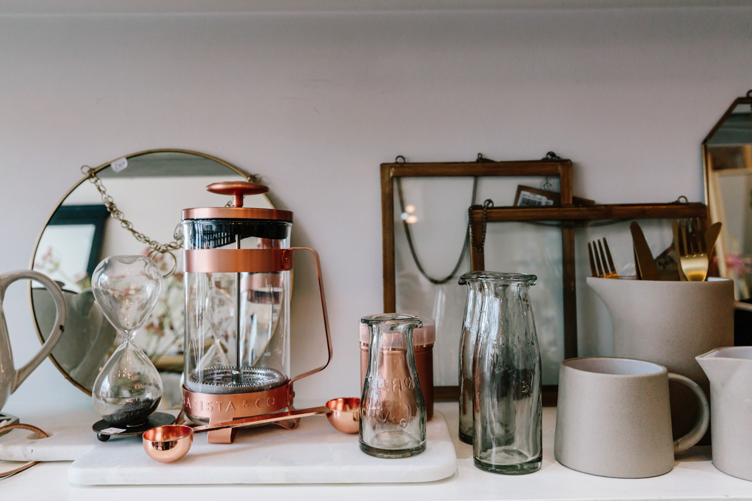 HAYGEN homewares and lifestyle shop in Islington